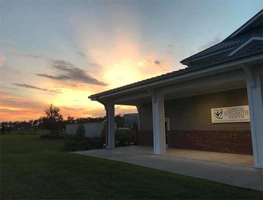 Chiropractic Leland NC Coastal Integrative Health Sunset
