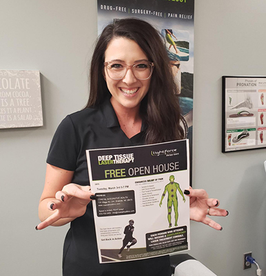 Chiropractic Shallotte NC Check Out Our Open House