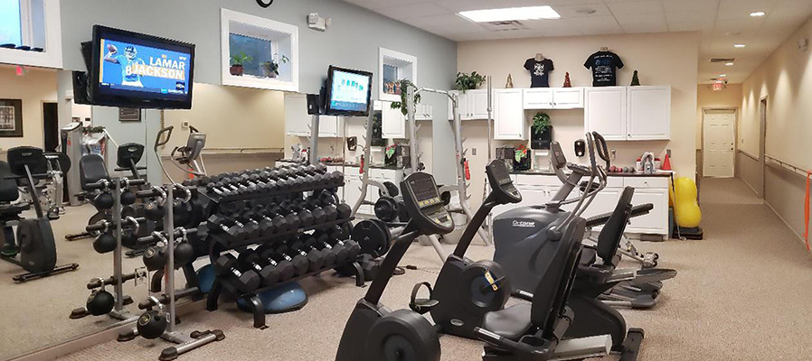 Chiropractic Shallotte NC Check Out Our Weight Room