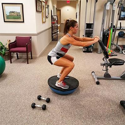 Chiropractic Shallotte NC Coastal Integrative Health Balance Training