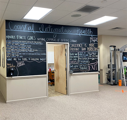 Chiropractic Shallotte NC Coastal Integrative Health Fitness Goals
