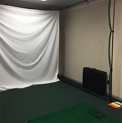 Chiropractic Shallotte NC Coastal Integrative Health Golf Simulation Machine