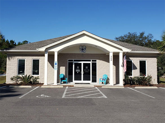 Chiropractic Shallotte NC Office Building