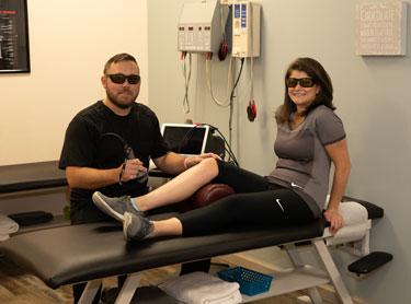 Laser Therapy at Coastal Integrative Health